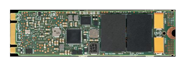 SSD NAND 3D de Intel - Cartonic